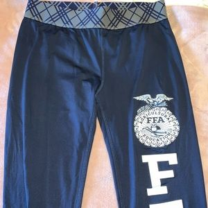 FFA Navy Blue leggings